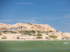 Dakhla Spirit Camp, the best place to stay and kitesurf in Dakhla