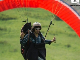 Armen Sarkisyan, paragliding and wakeboarding instructor in Yerevan